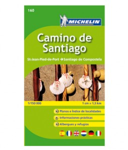 Guide Michelin Camino Frances