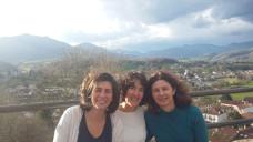 Equipe de Vertes Montagnes et Cie